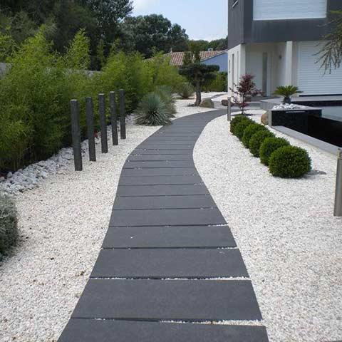 jardin contemporrain