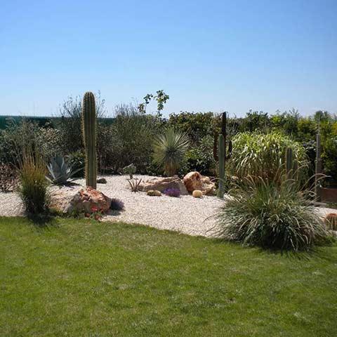 Entretien de jardin près d'Agde